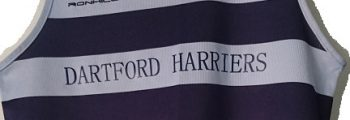 1922 – Dartford Harriers originally formed as a Rugby Club